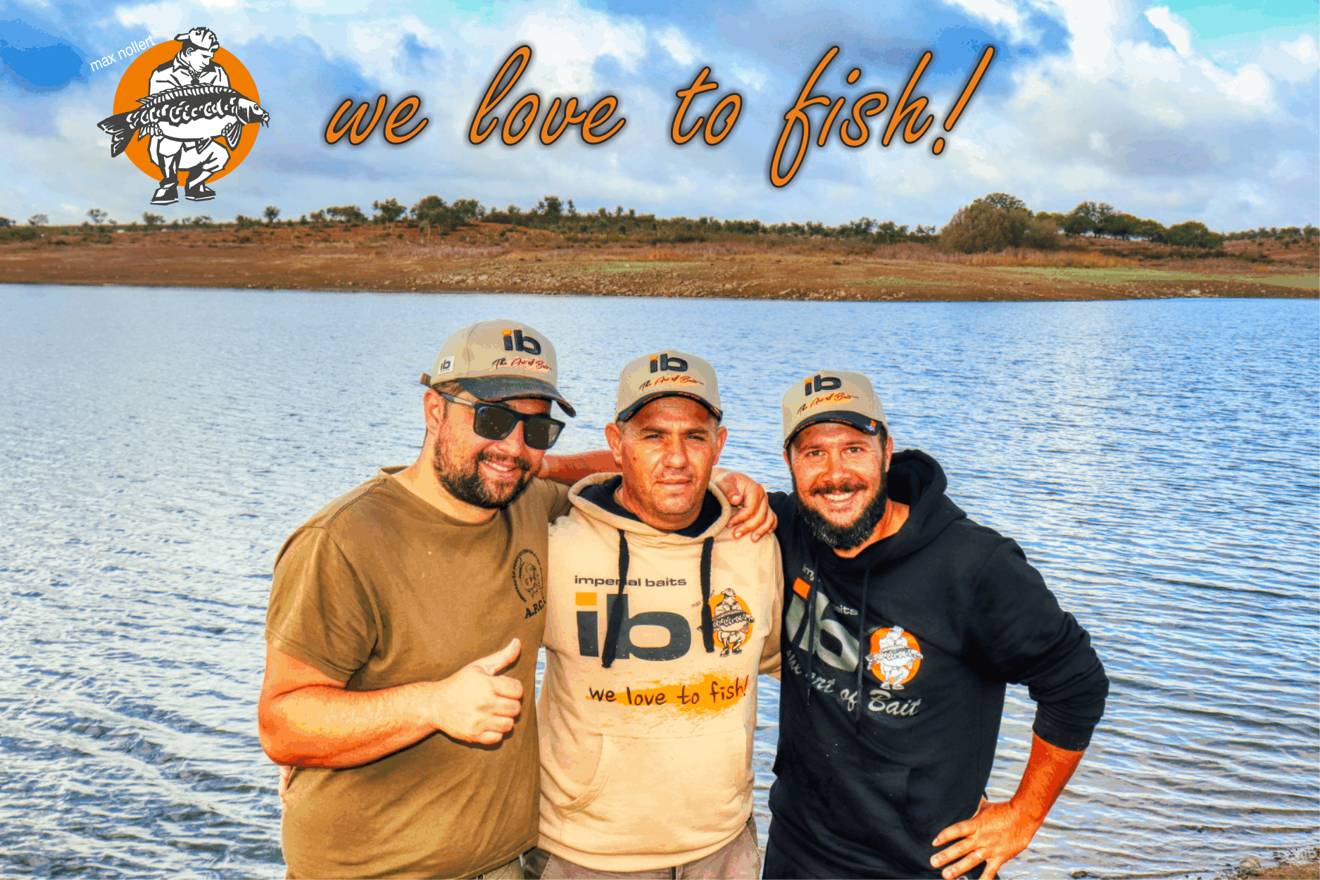 ib team we love to fish